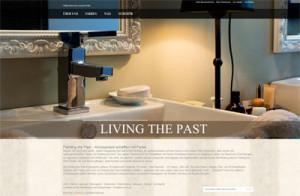 Living the Past Shop mit den Farben von Painting the Past