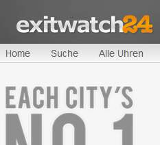 Exitwatch 24 no. 1 Watch Dealer