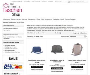 Shop Erstellung, Shop Wartung / Betrieb, logistische Abwicklung