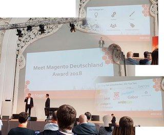 Meet Magento DE Award 2018
