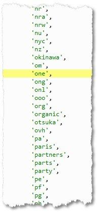 Magento – Domain-Endungen werden nicht erlaubt /TLD