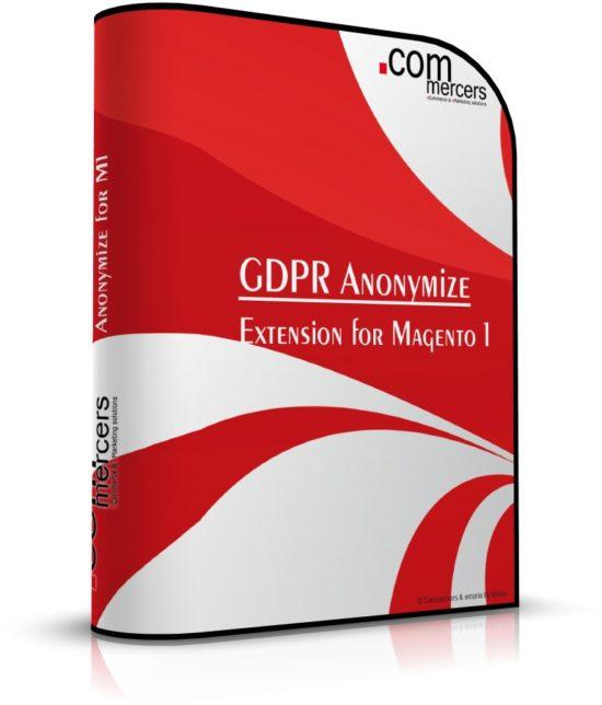 Gerade angekündigt – nun ist sie da: Kundendaten-Anonymisierung für Magento nach DS-GVO
