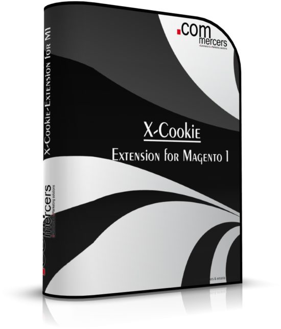 ePrivacy / DSGVO Anforderung bzgl. Cookie-Speicherung – für Magento Shops nun mit komfortabler X-Cookie-Extension von den Commercers