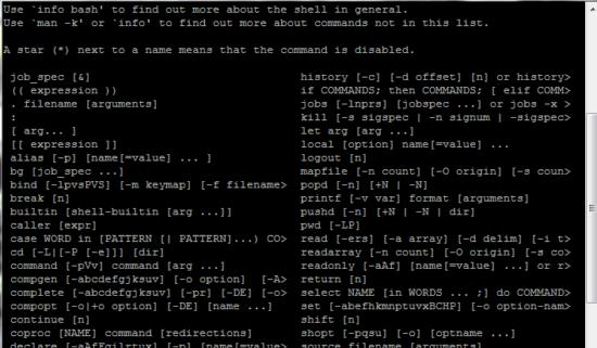Magento 2 – Random Sammlung alltäglicher SSH-Befehle
